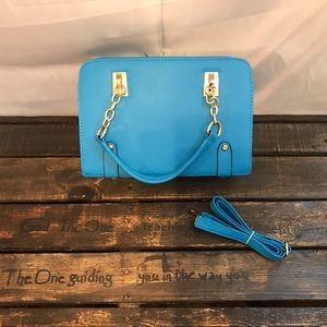 Little Blue Handbag